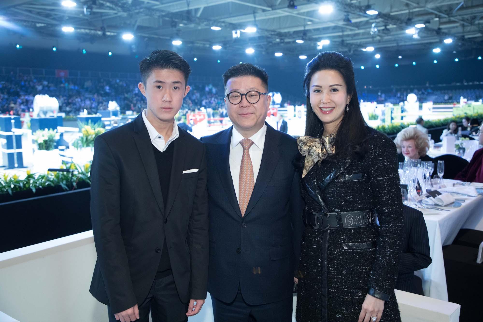 Edward Lam, Matthew Lam, Lianne Lam