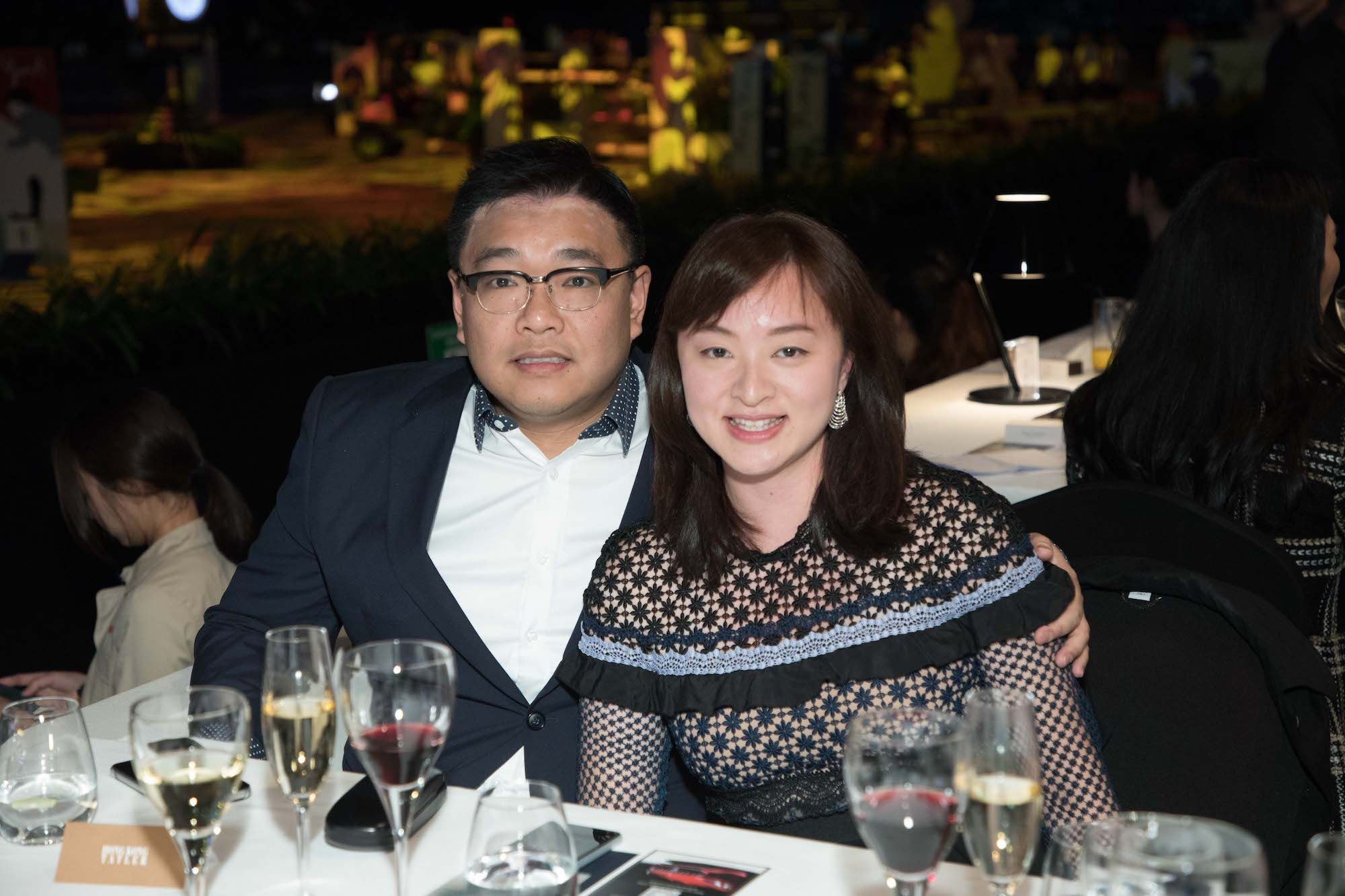 Frankie Tsang, Yvonne Kung