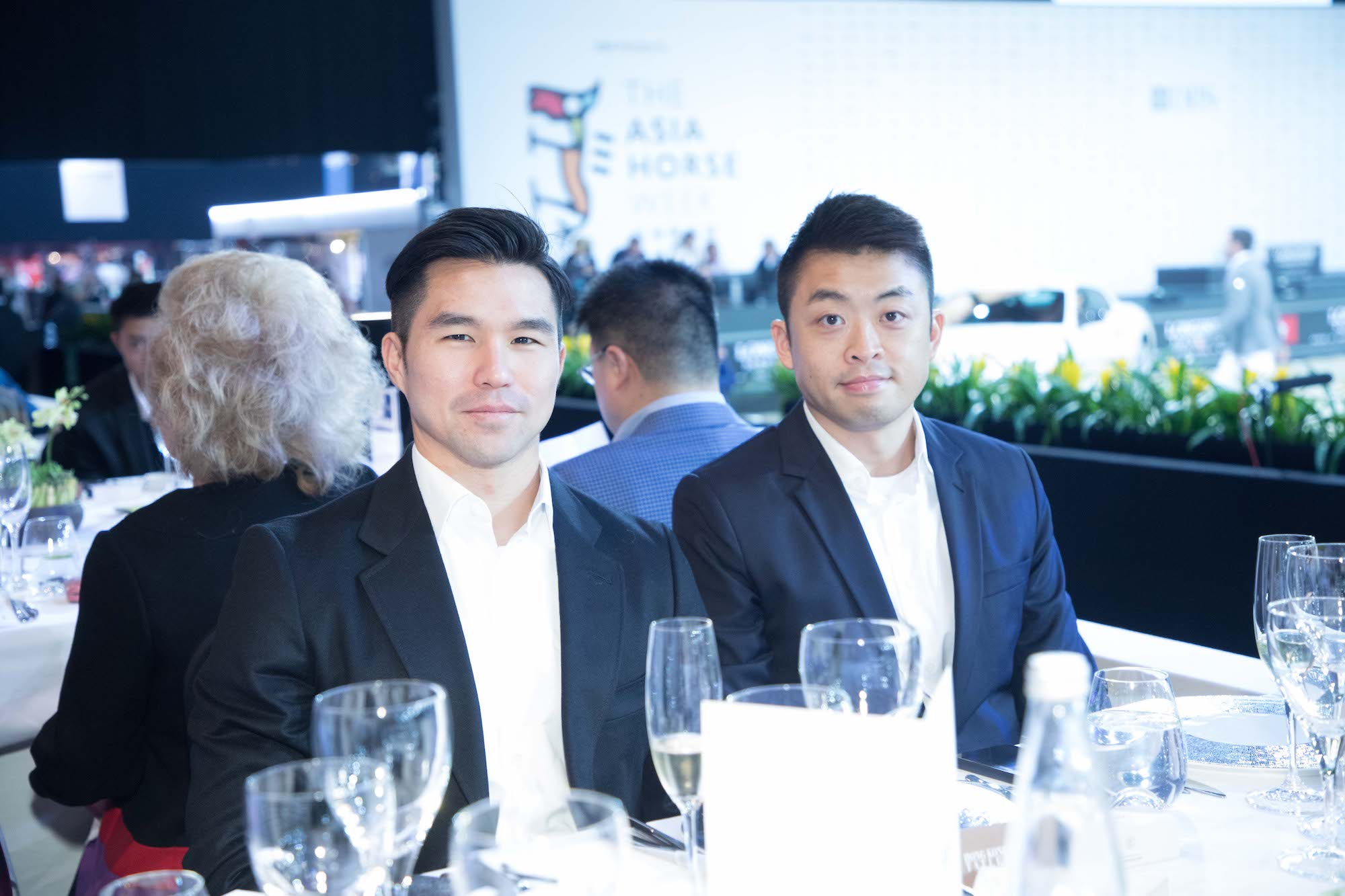 Jamie Lee, Dominic Wang