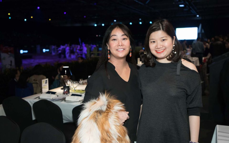 Jennifer Liu, Carmen Choi