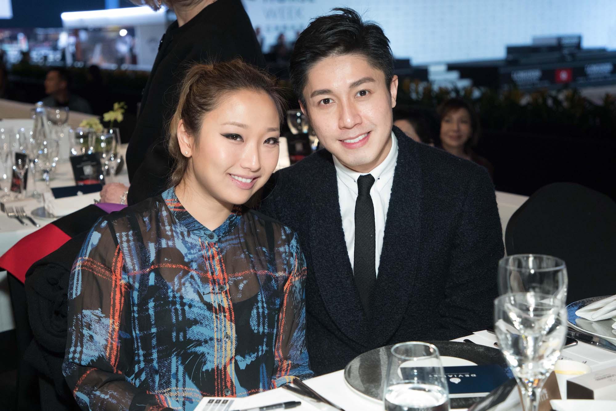 Pansy Tsang, Edwin Pun