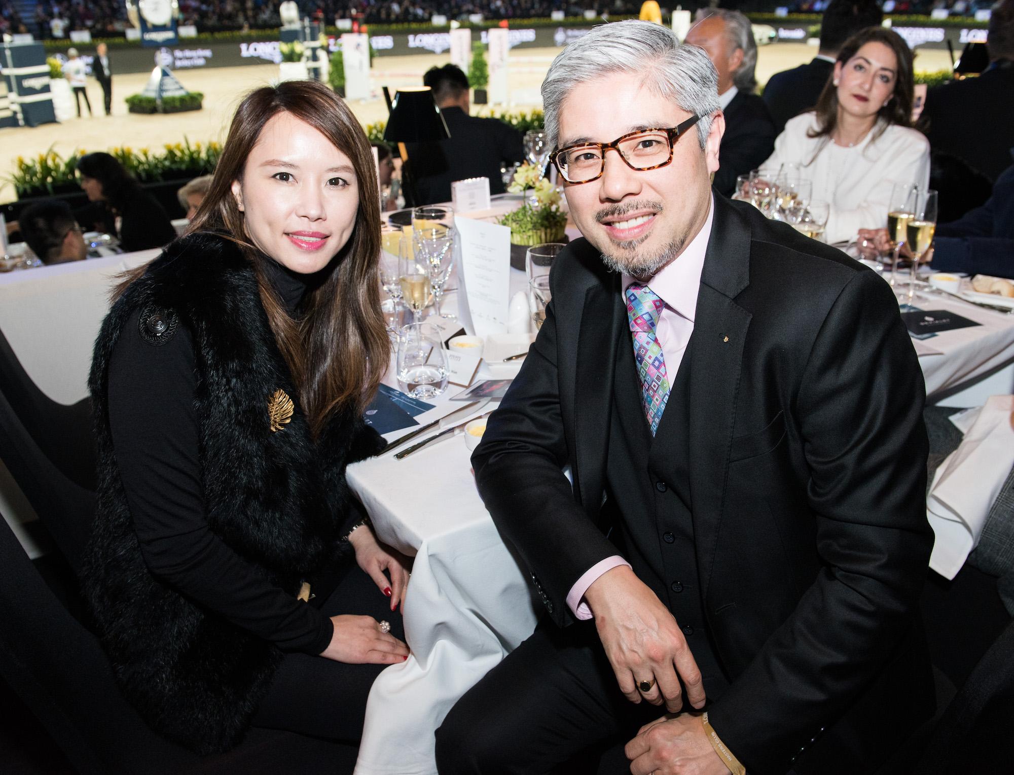 Salina Wan, Michael Wan