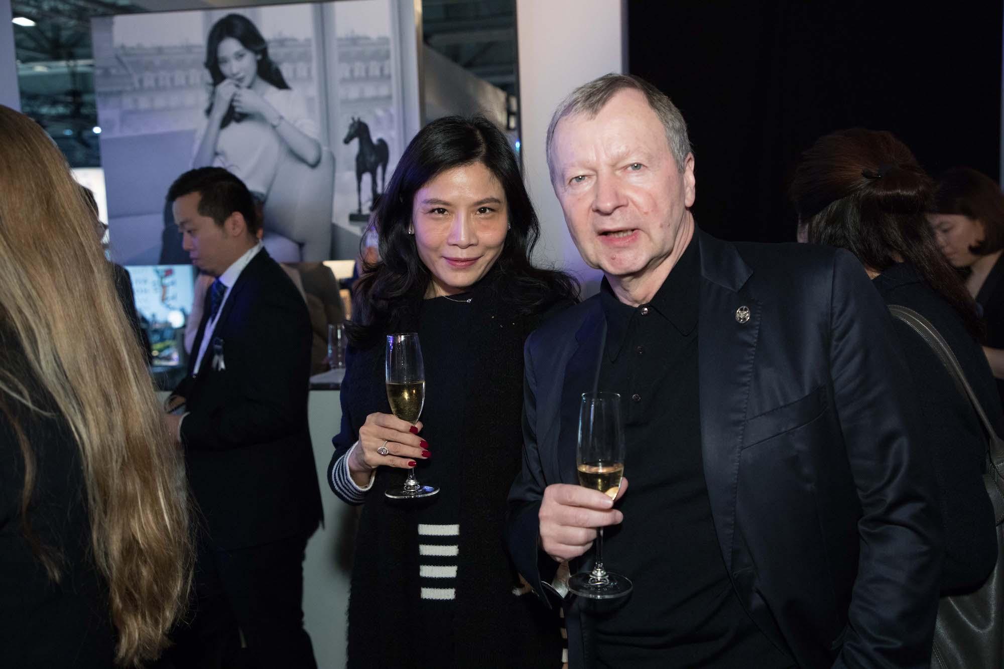 Winnie Engelbrecht-Bresges and Winfried Engelbrecht-Bresges