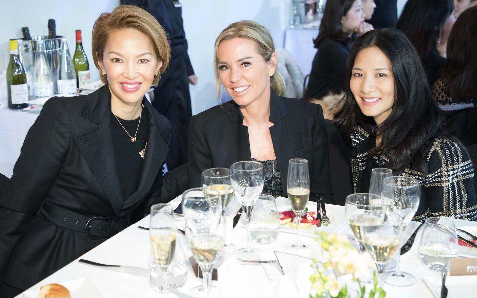 Yolanda Choy-Tang, Annabelle Bond, Audry Ai-Morrow