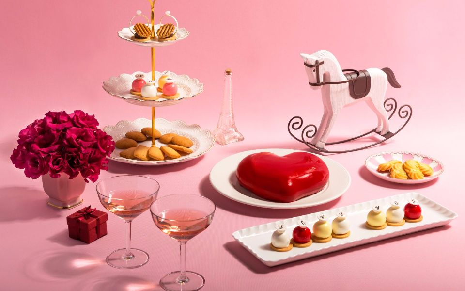 Renaissance Harbour View Hotel Presents Romantic Indulgences This Valentine's Day