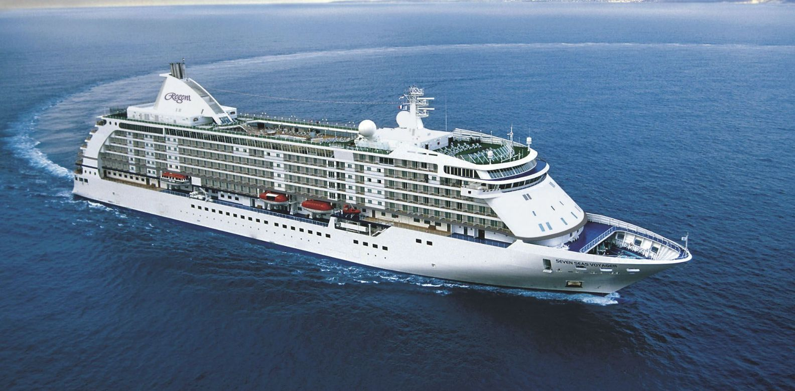 Regent Seven Seas Cruises: Unlimited Luxury At Sea