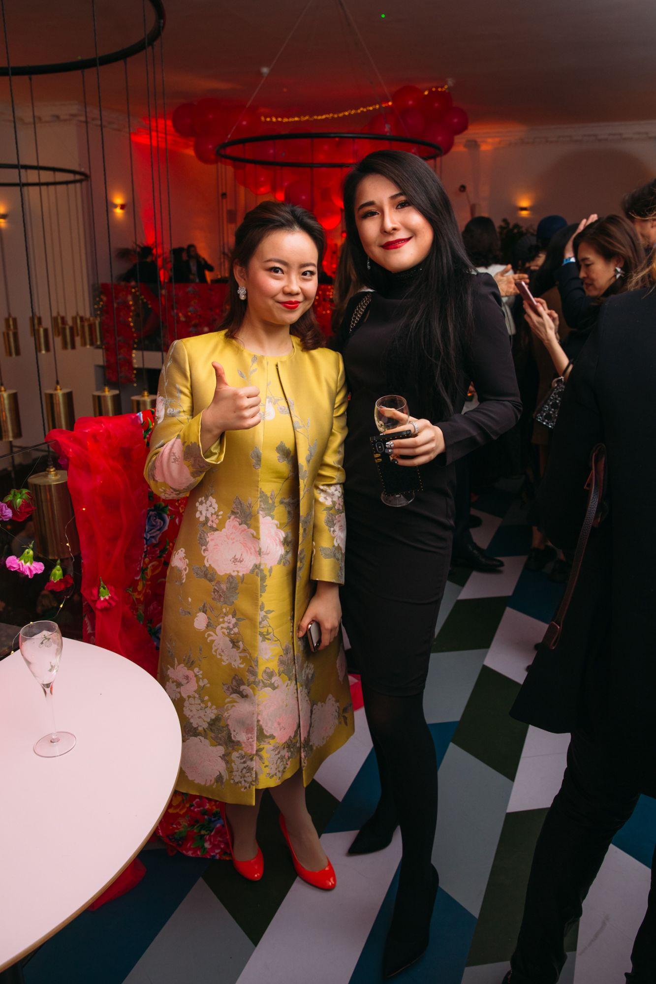 He Wu, Hannah Yang