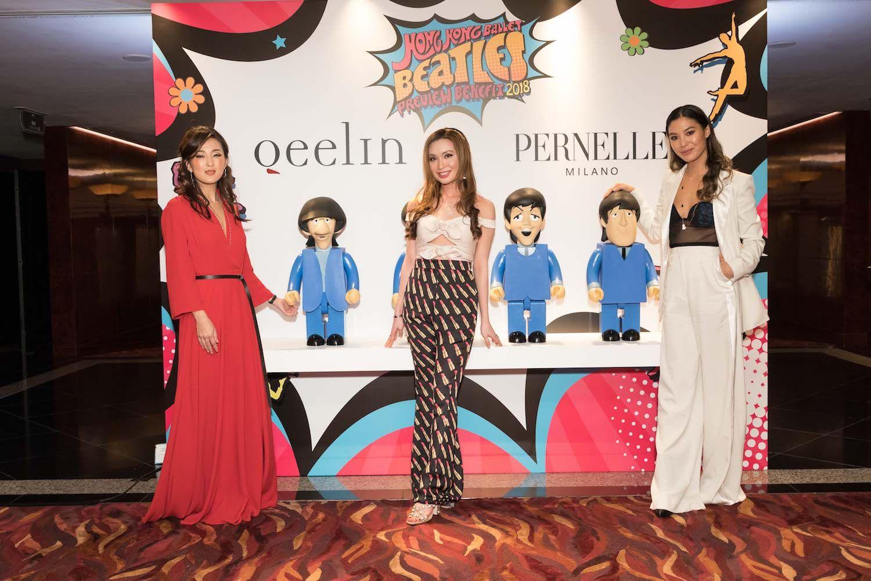 Antonia Li, Beatrice Ho, Alison Chan-El Azar