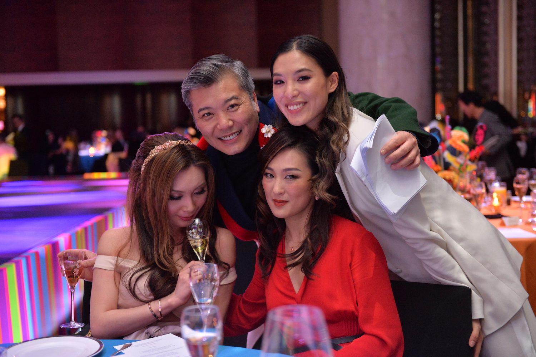 Beatrice Ho, Peter Cheung, Antonia Li, Alison Chan-El Azar