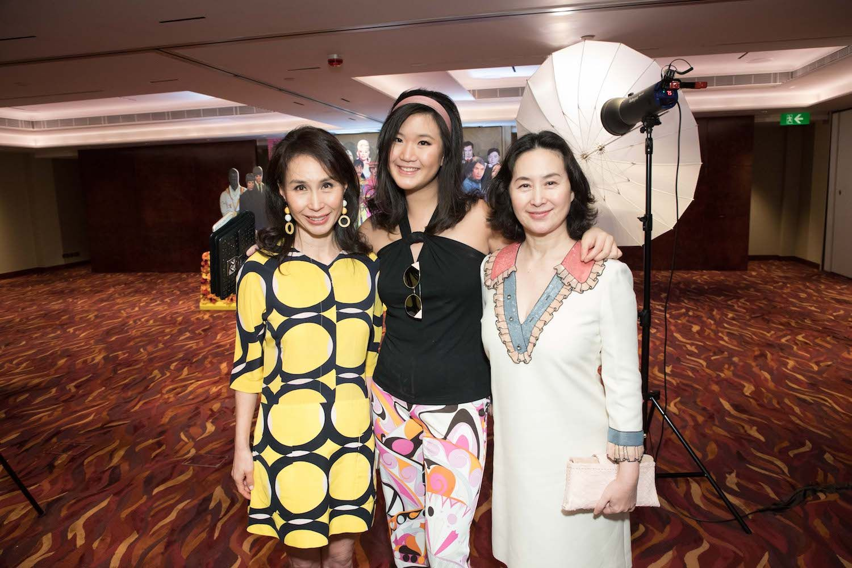 Daisy Ho, Gillian Ho, Pansy Ho