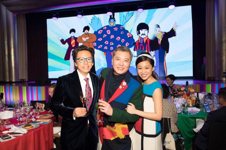 David Kung, Peter Cheung, Winnie Ho