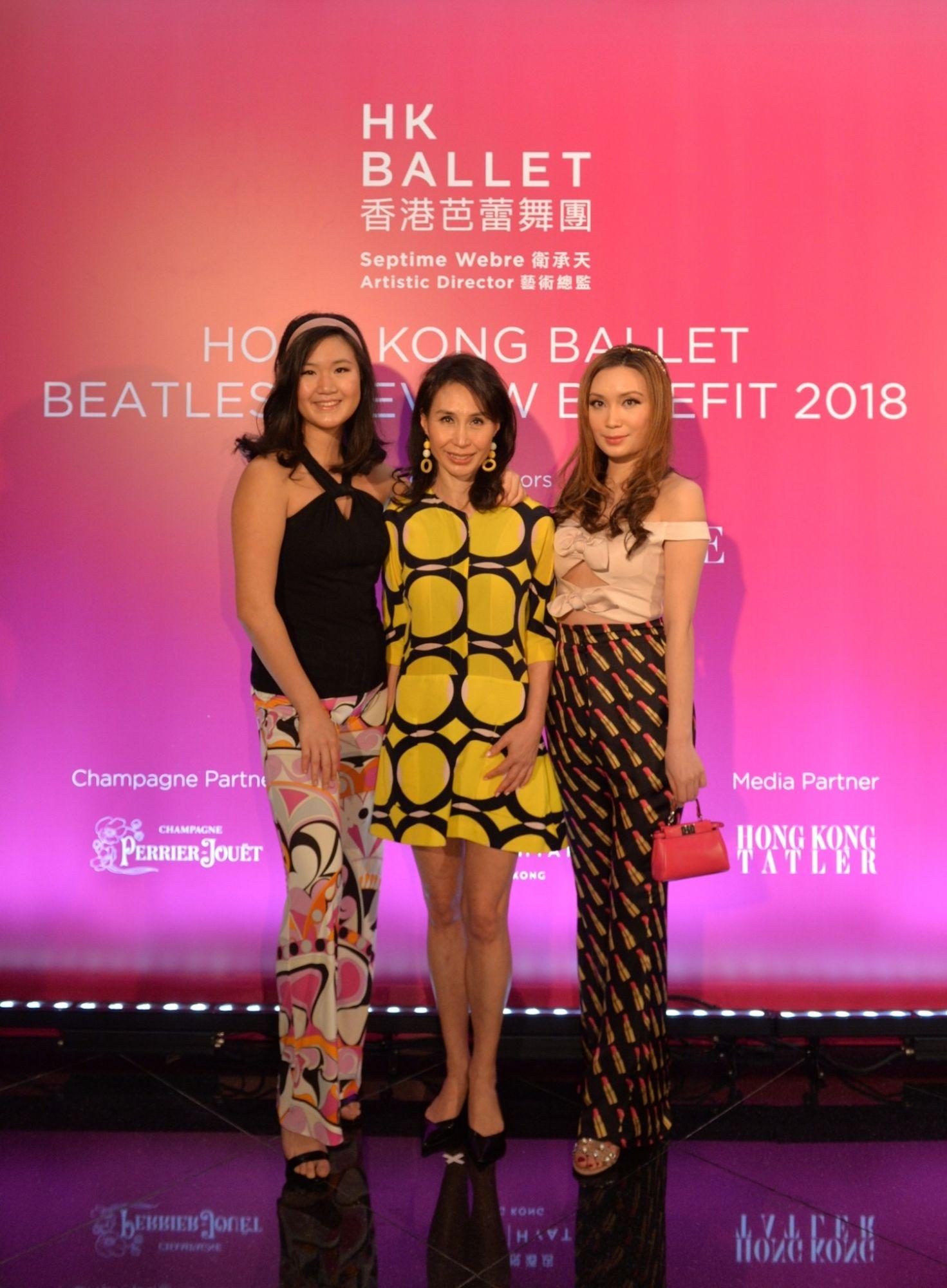 Gillian Ho, Daisy Ho, Beatrice Ho
