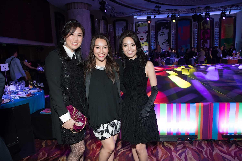 Leigh Tung-Chou, Winnie Chiu, Anne Wang-Liu