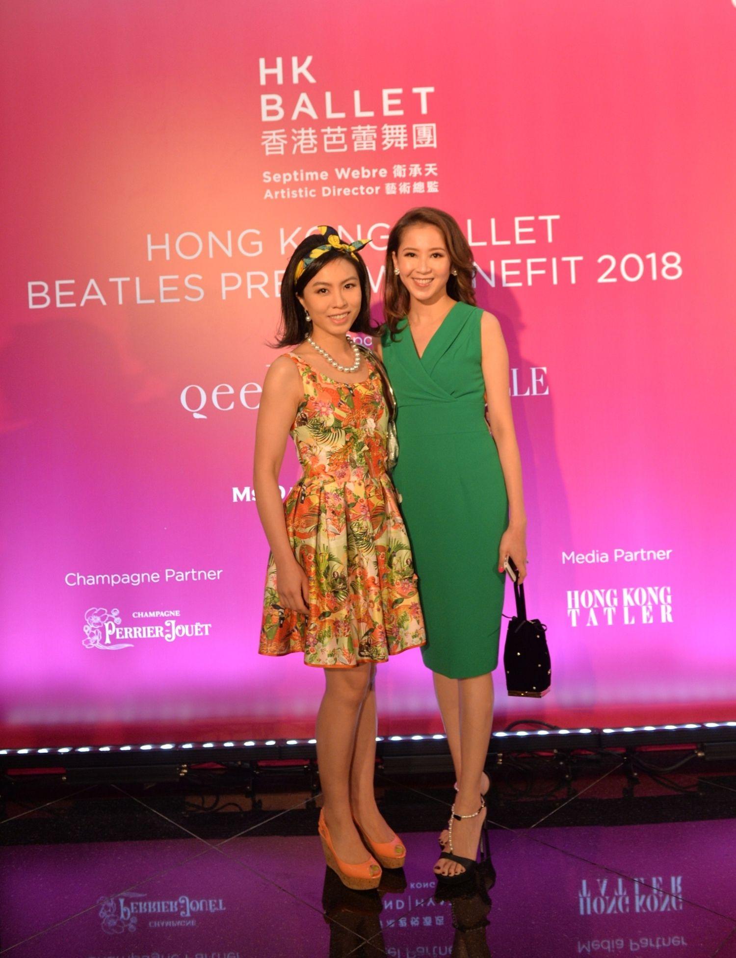 Wendy Law, Bonnie Kwong-Li