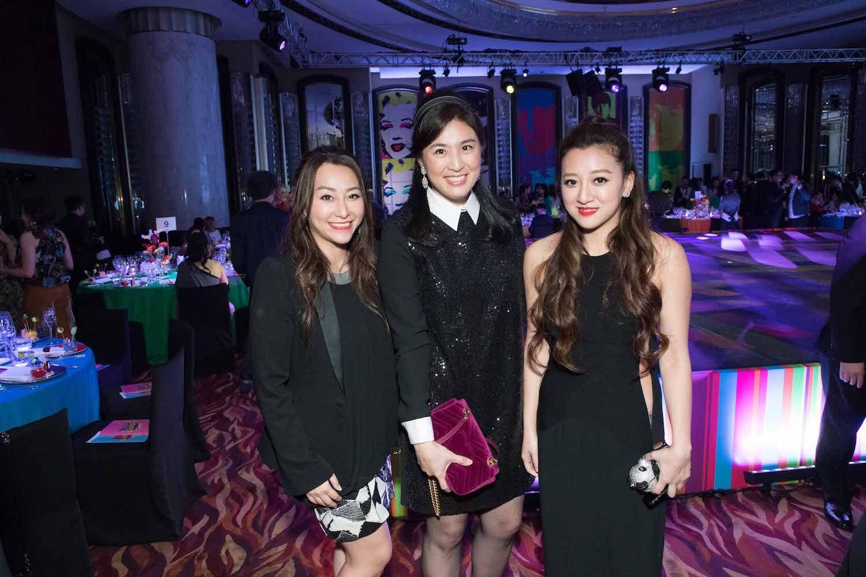 Winnie Chiu, Leigh Tung-Chou, Wendy Hui