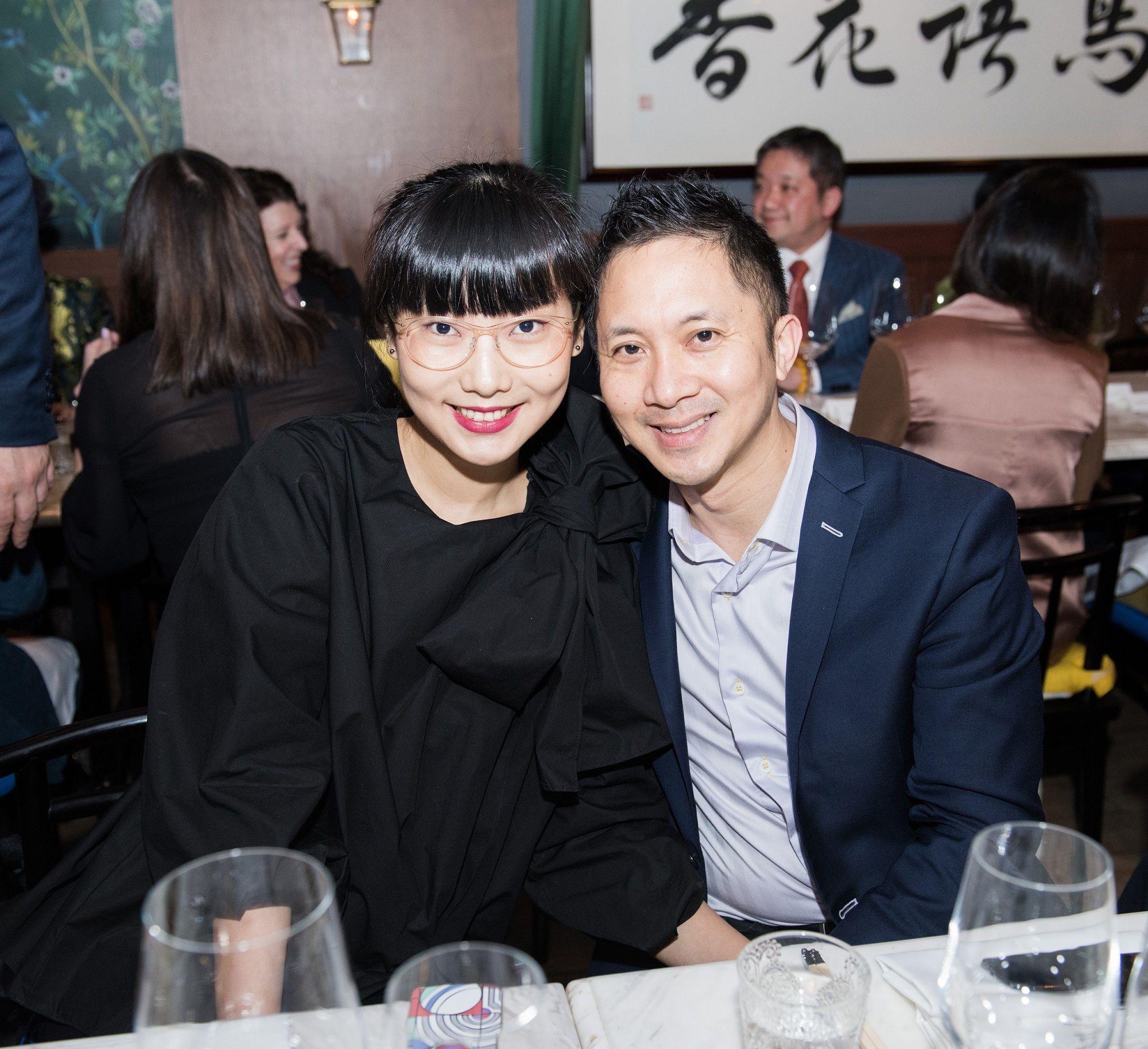 Nydia Zhang, Jehan Chu