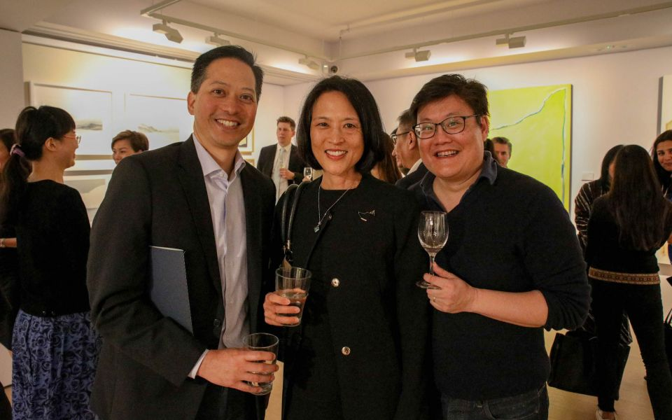 Michael Yao, Edna Le Couedic, Stephen King