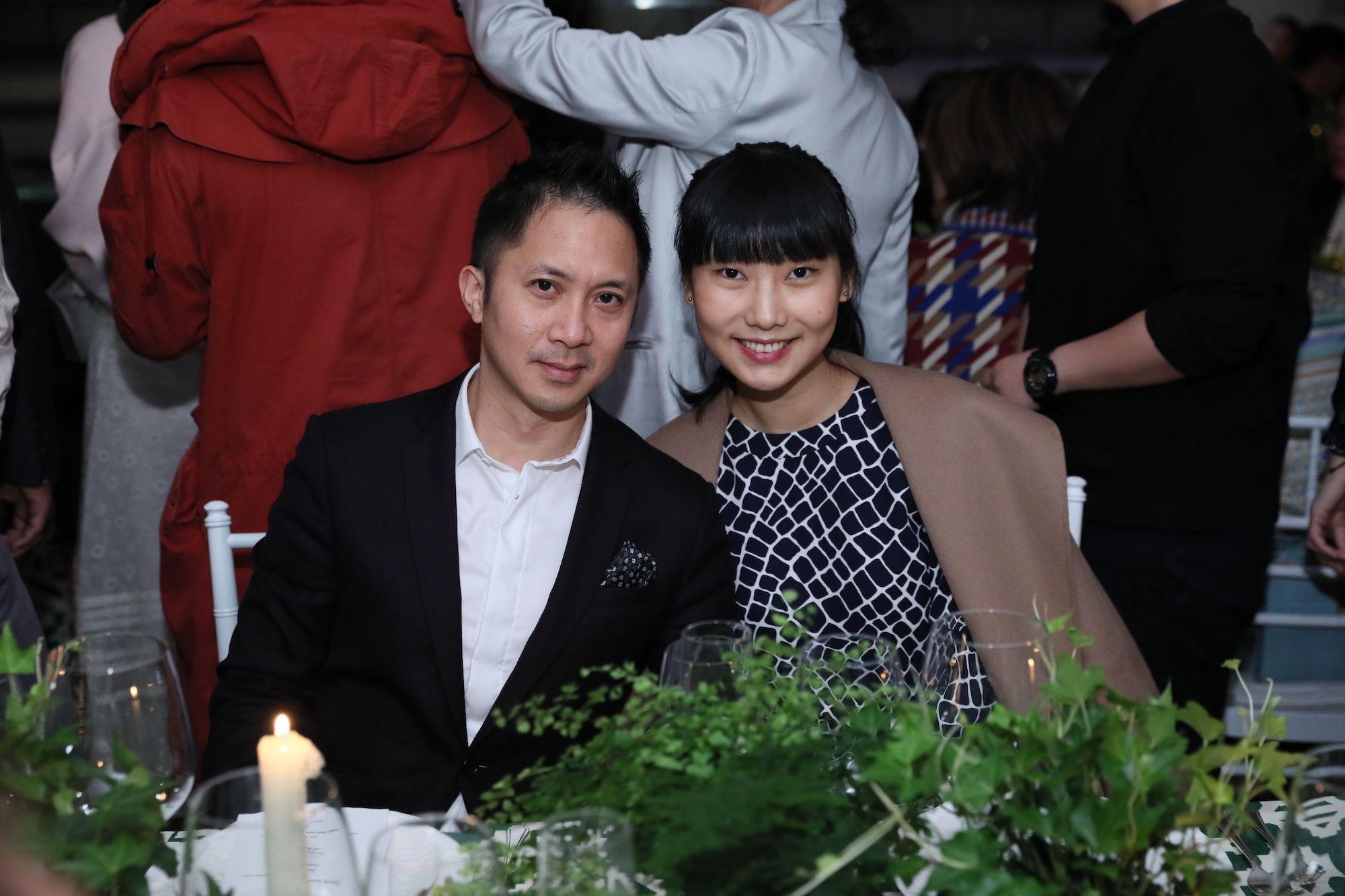 Jehan Chu, Nydia Zhang