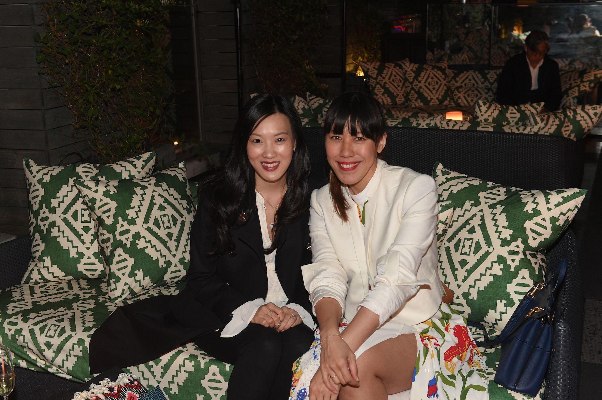 Joyce Tam, Ingrid Chen-Mandonnaud