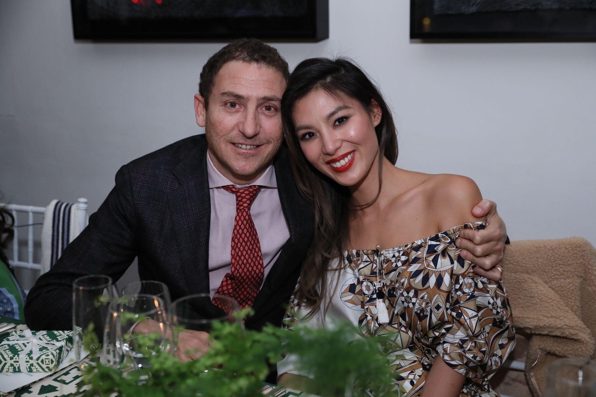 Karim El-Azar, Alison Chan-El Azar