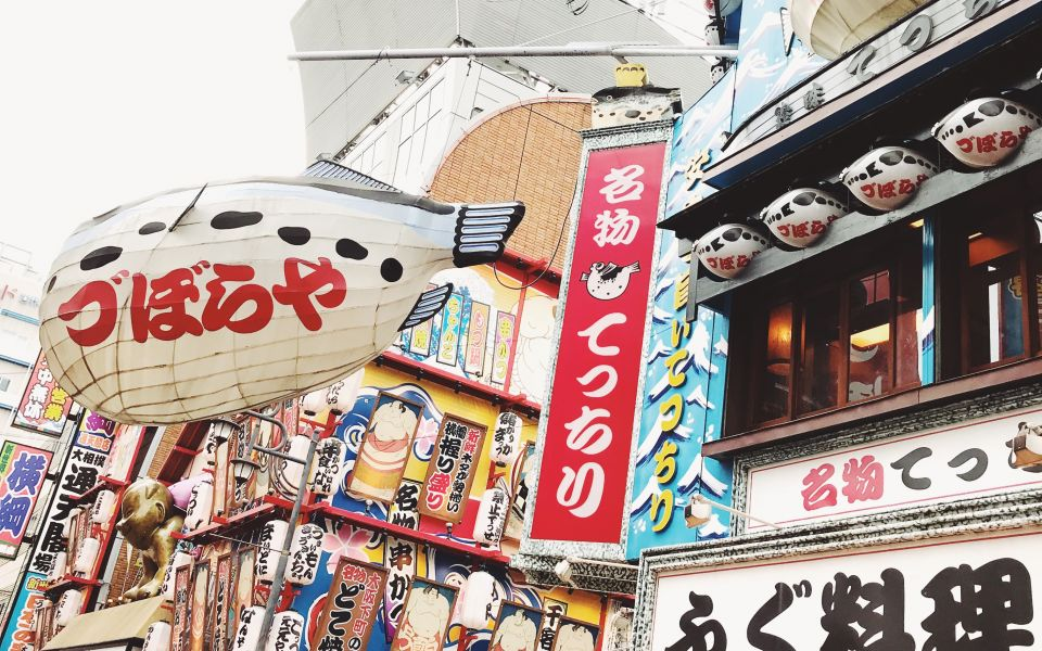 A Food Lover's Guide To Osaka