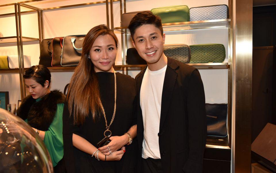 Nancy Fung, Edwin Pun