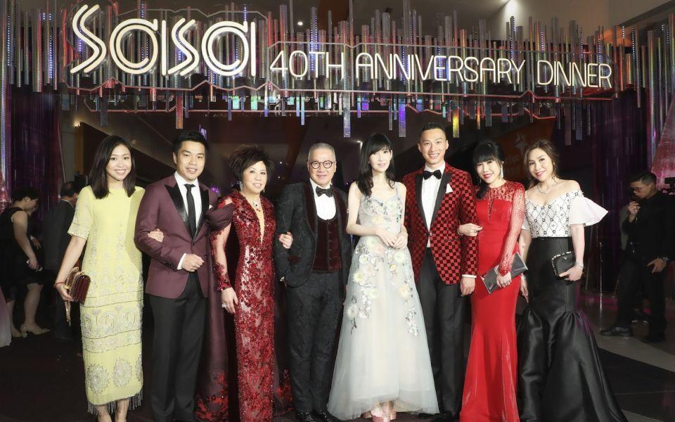 Cristine Li, Patrick Kwok, Eleanor Kwok, Simon Kwok, Vivian Chow, David Chan, Melody Kwok-Chan, Kitty Kwok