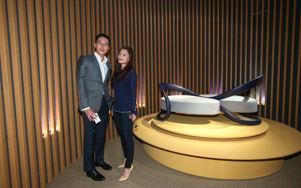 Evan Chow, Queenie Rosita Law
