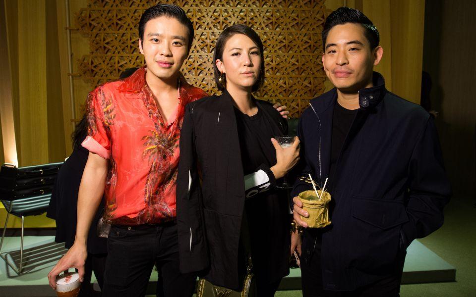 Jonathan Cheung, Victoria Tang-Owen, Ivan Pun