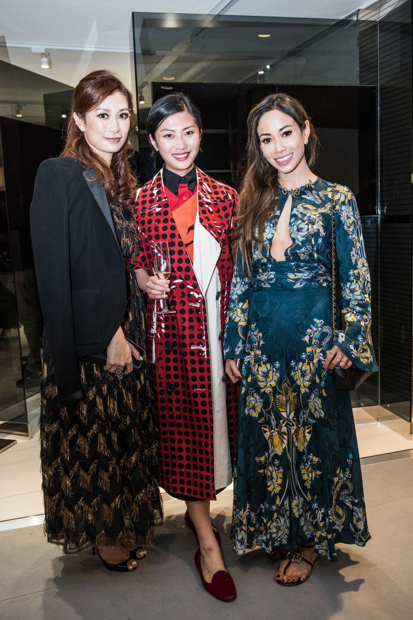 Colleen Fung, Laura Cheung, Yen Kuok