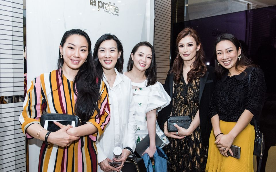 Ruth Chao, Joyce Tam, Tammy Wu, Colleen Fung, Veronica Lam
