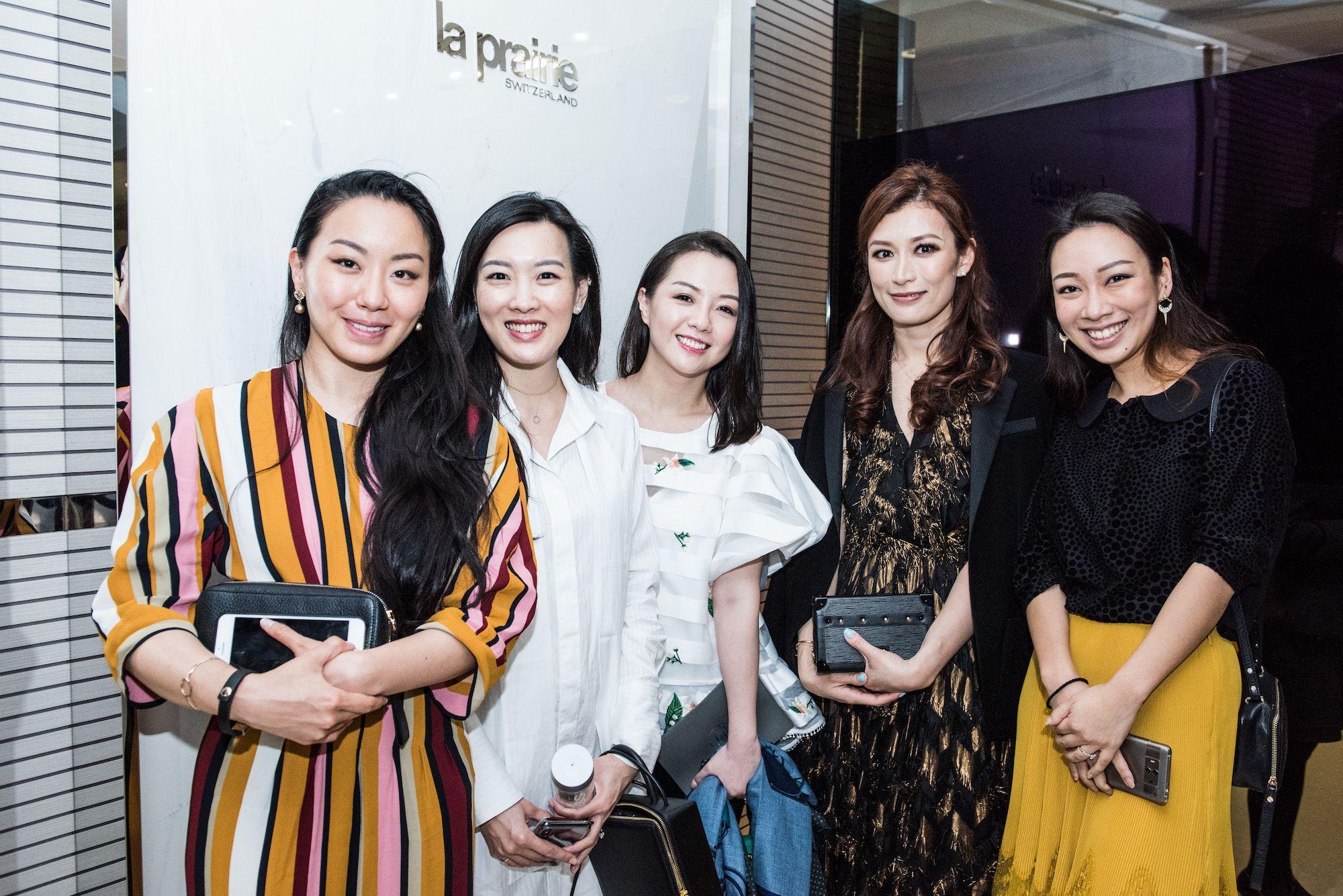 Ruth Chao, Joyce Tam, Tammy Wu, Colleen Fung, Veronica Lam