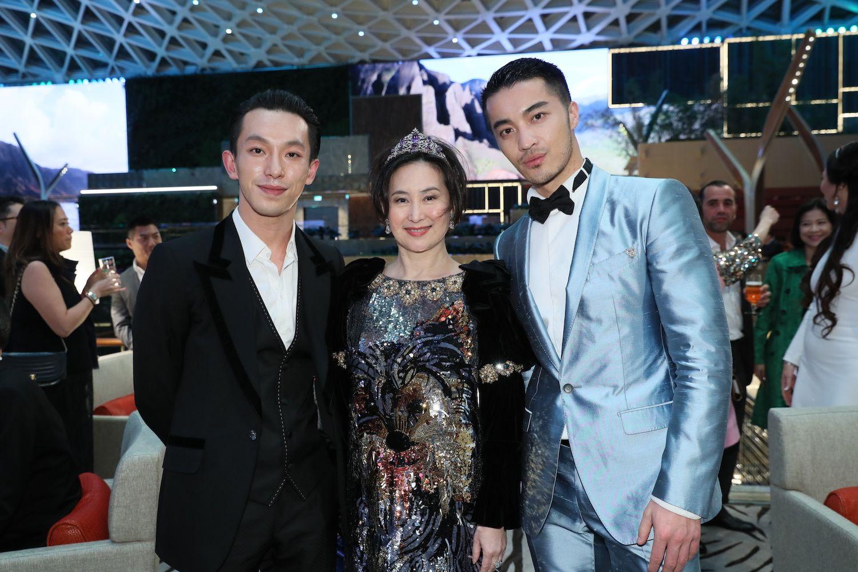 Mgm Cotai Grand Opening Party Hong Kong Tatler