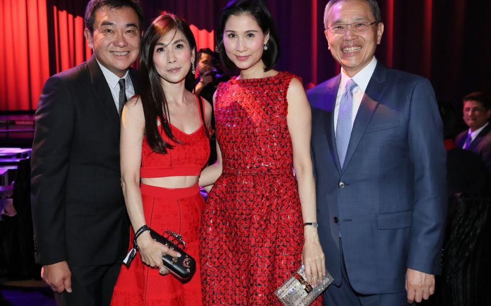 Sherman Tang, Ming Ho-Tang, Louisa Cheng, Edward Cheng