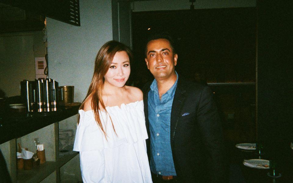 Nancy Fung, Dinesh Nihalchand