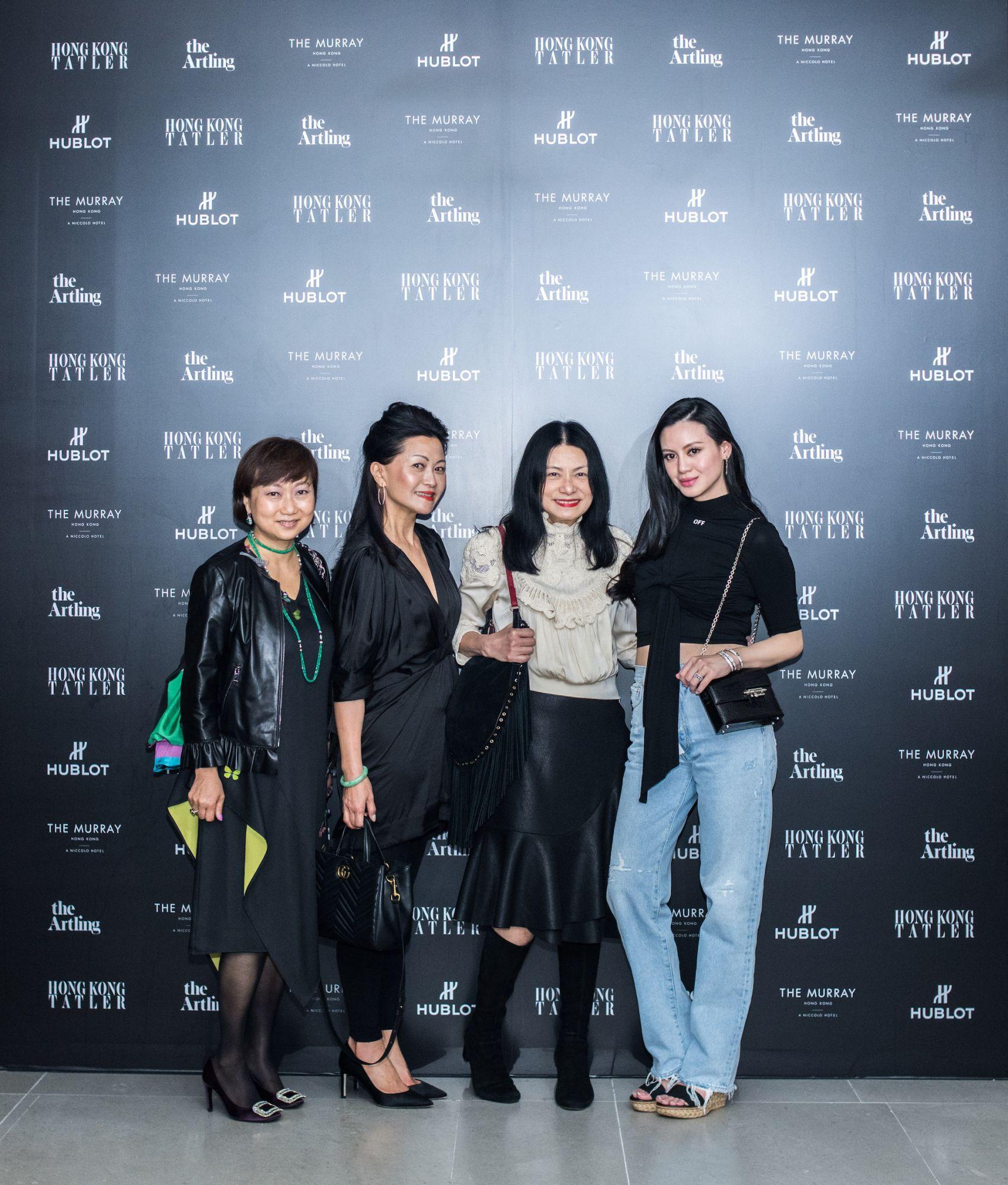 Diana Chou, Janie Fong, Vivienne Tam, Emily Lam-Ho