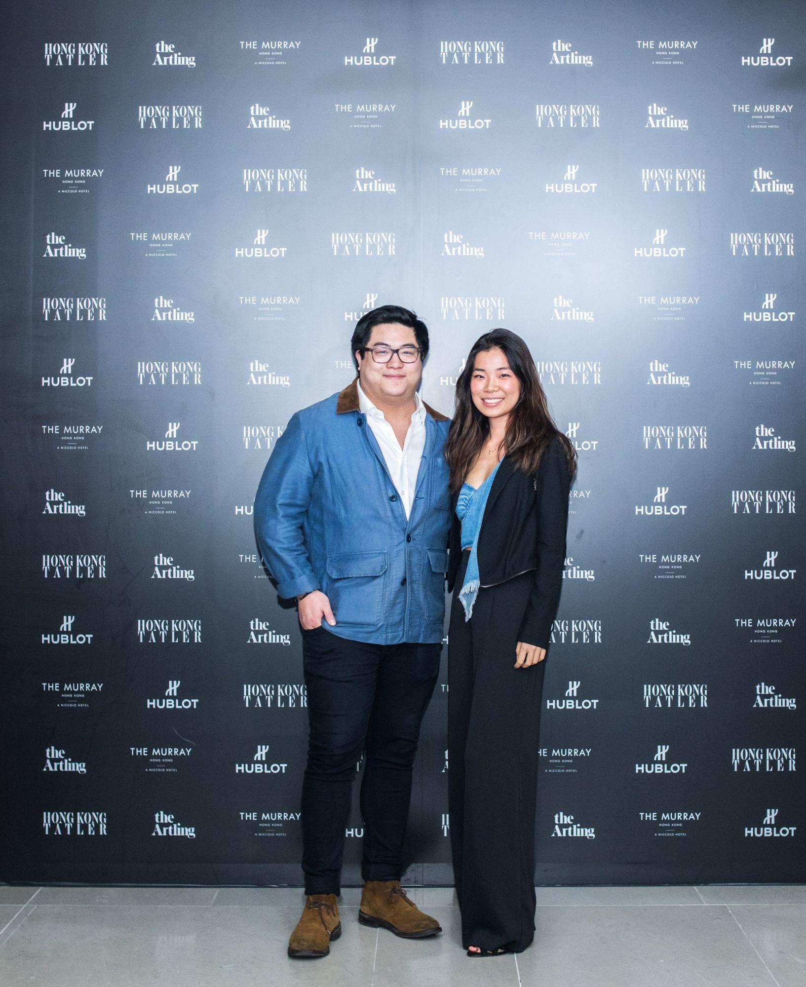 Jamie Yang, Charmaine Choi