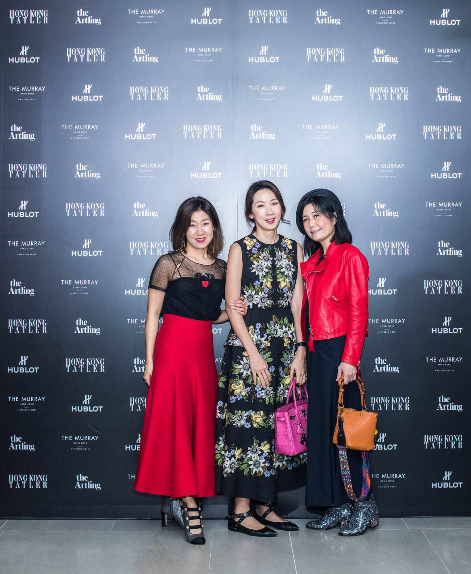Laura Pak, Surim Hwang, Denise Lo