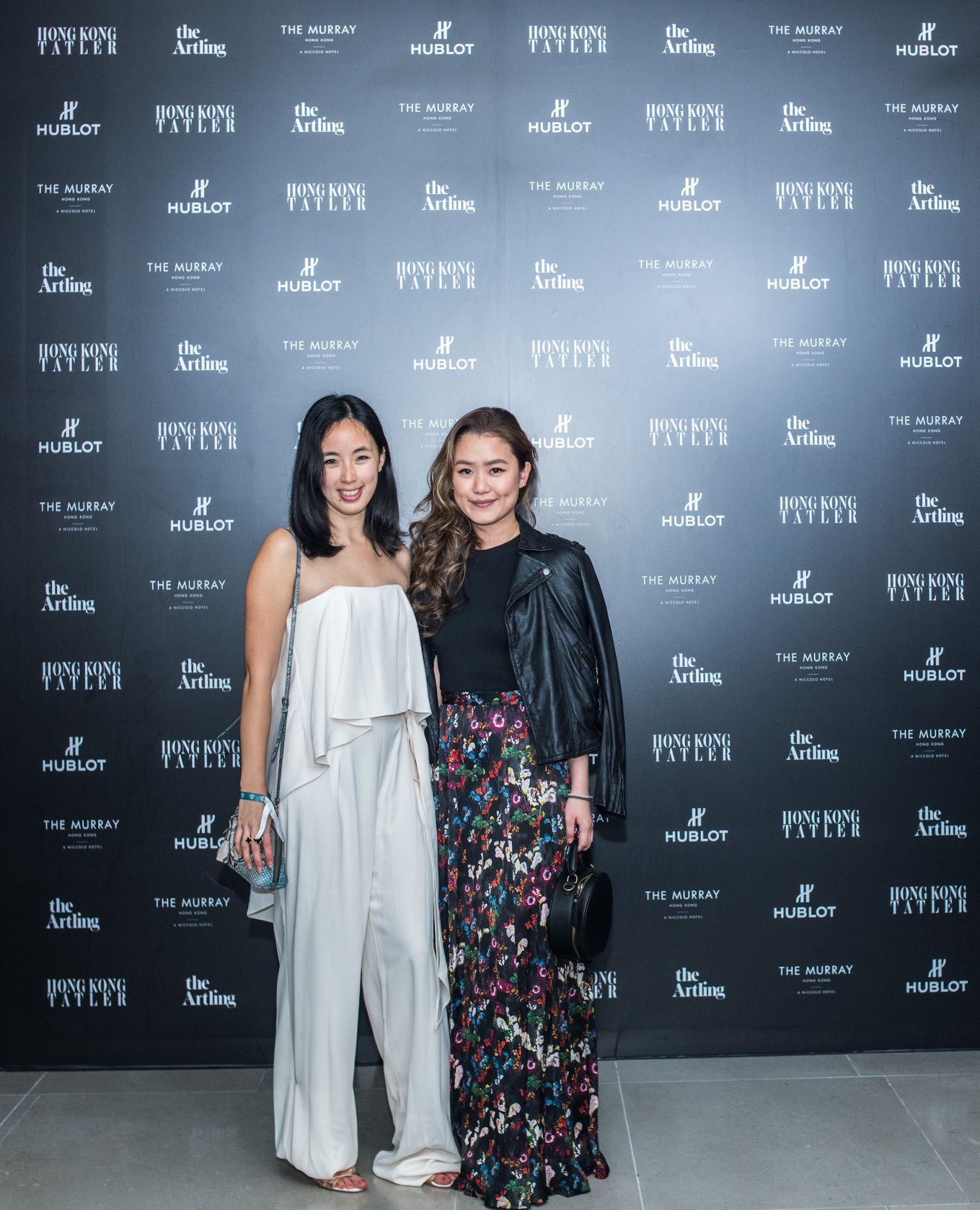 Victoria Chow, Pearl Shek