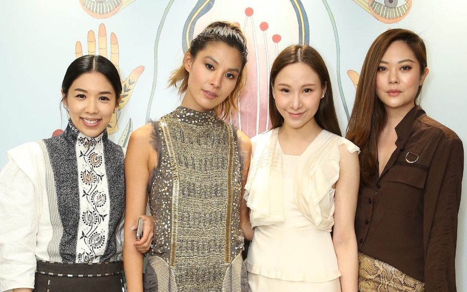 Carmen Yim, Alison Chan-El Azar, Stephnie Shek, René Chu