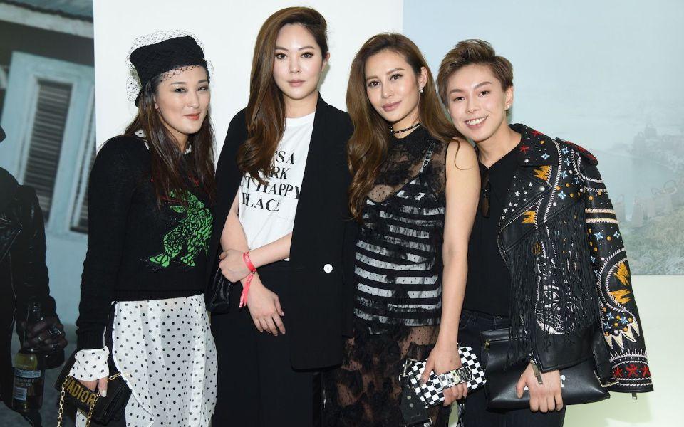 Antonia Li, René Chu, Eleanor Lam, Tiffany Chan