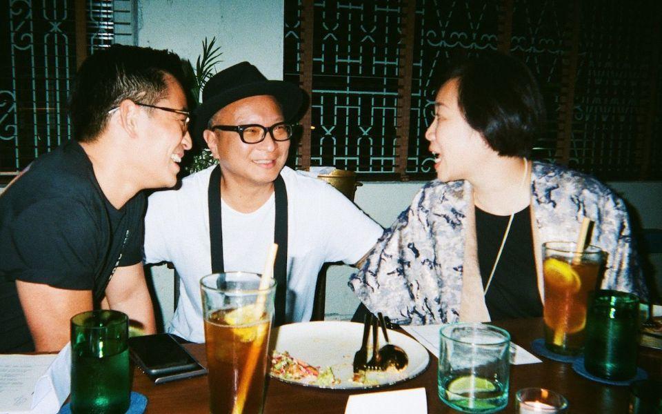 Ivan Pun, Benedict Ku, Yenn Wong