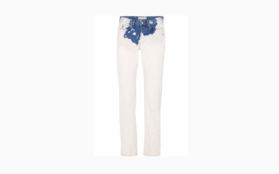 Balenciaga x Net-a-Porter Jeans