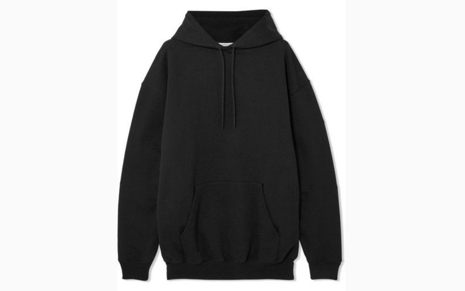 Balenciaga x Net-a-Porter Hooded Top
