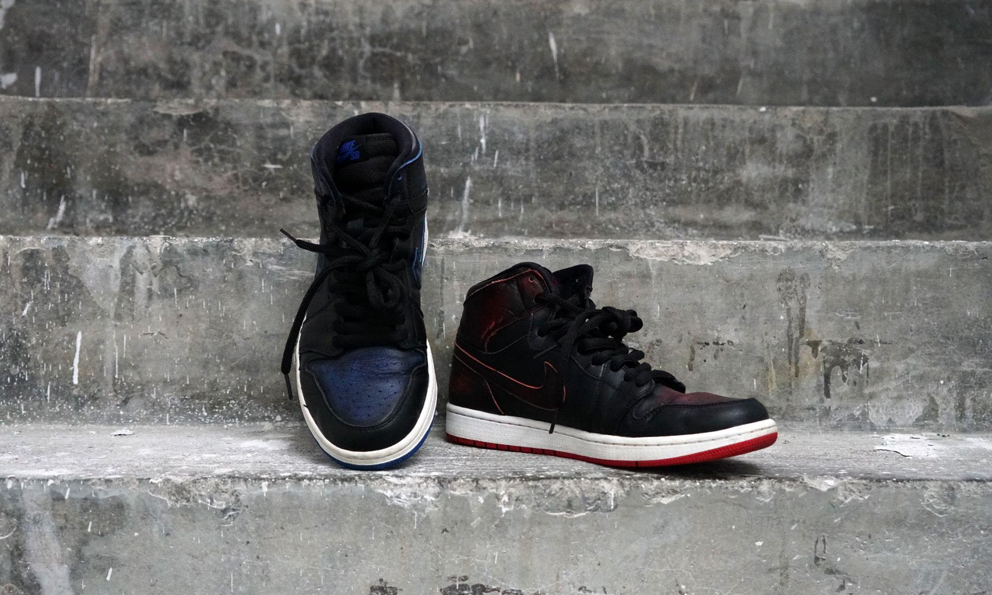 Jordan 1 Sb QS