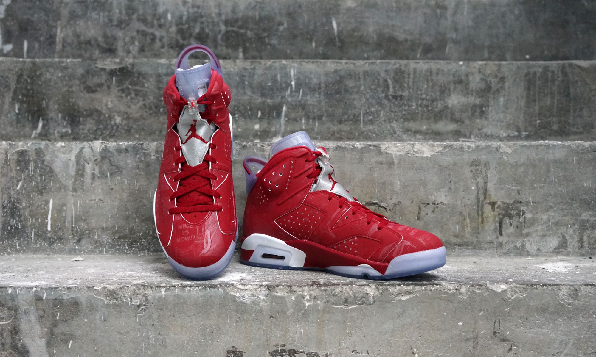 Air Jordan 6 Retro X Slam Dunk