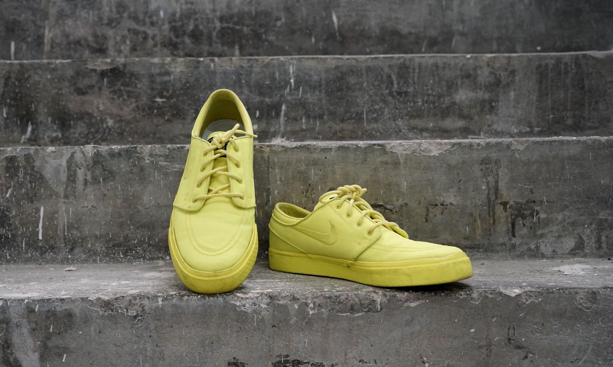 Nike SB Stefan Janoski Zoom Lemon Twist
