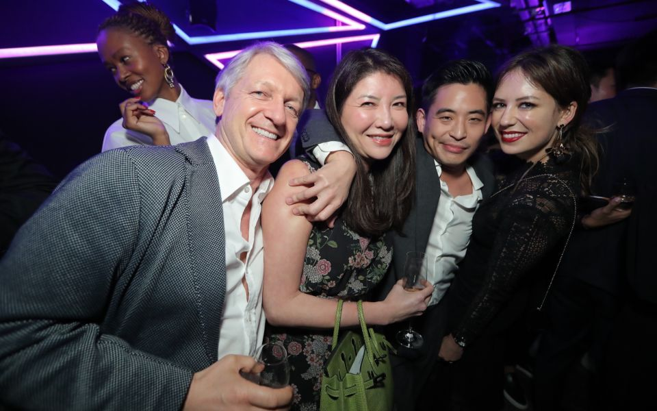 John Williamson, Joyce Liu, Ivan Pun, Katherine Schaefer