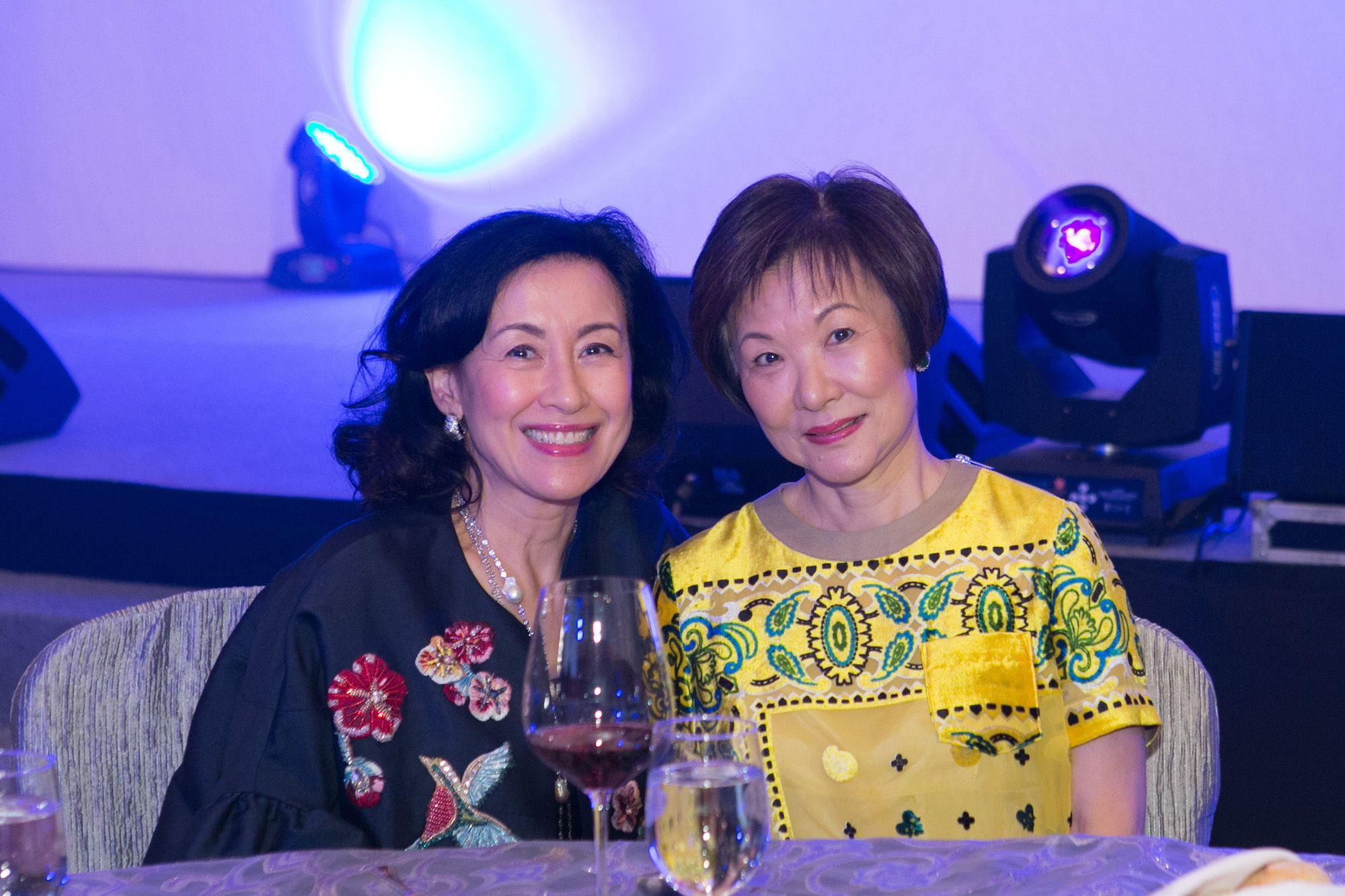 Margaret Chan, Helena Koo