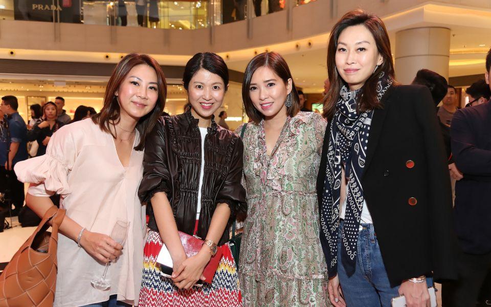 Adrienne Hui, Gillian Wang-Wong, Jini Wu, Ivy Lee